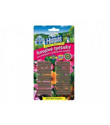 Tyčinkové hnojivo - Hoštické hnojivové tyčinky - 30 ks
