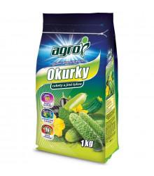 Agro minerálne hnojivo pre uhorky, tekvice, cukety - 1 kg