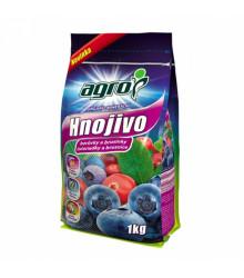 Agro - Organo-minerálne hnojivo na čučoriedky a brusnice - hnojivá - 1 kg